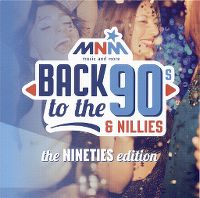 Cover  - MNM Back To The 90s & Nillies - The Nineties Edition [2017]